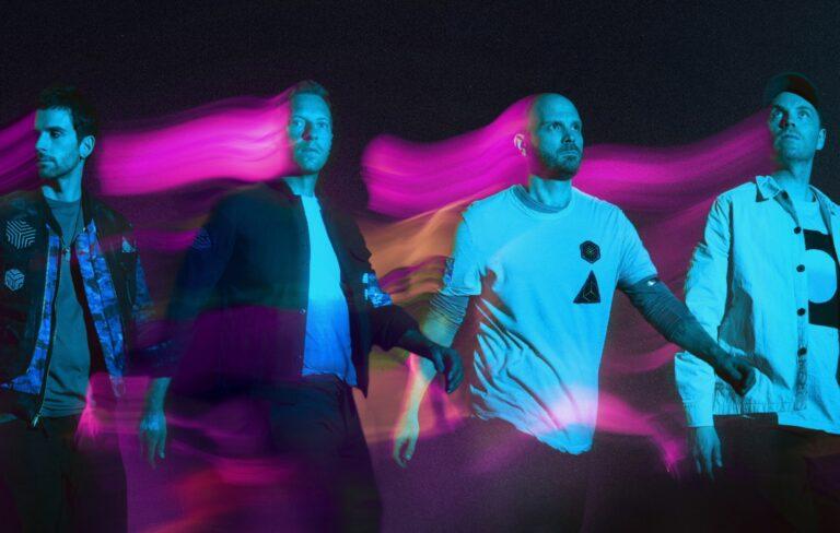 Coldplay Higher Power'ı Uzay İstasyonunda Tanıttı